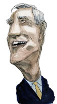 Peter Coors caricature