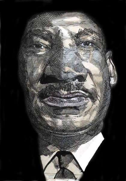 biografia de martin luther king jr. martin luther king impact