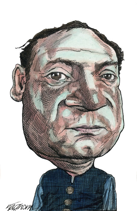 ex-PM of Pakistan Nawaz Sharif